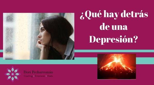 Que hay detras de una depresion en la mujer