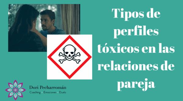 Tipos de perfiles toxicos pareja