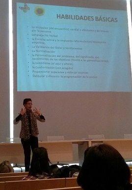Conferencias Dori Pecharroman Empoderamiento Femenino