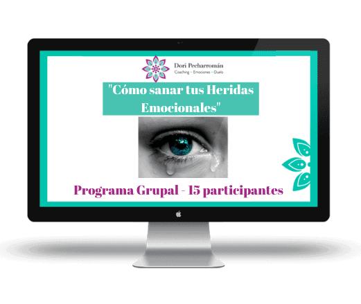 Programa Grupal Heridas Emocionales